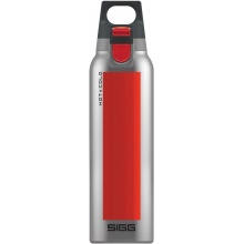 SIGG Trinkflasche Hot & Cold ONE Accent 500ml rot