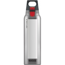 SIGG Trinkflasche Hot & Cold ONE Accent 500ml weiß