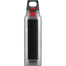 SIGG Trinkflasche Hot & Cold ONE Accent 500ml schwarz