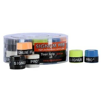 Signum Pro Tour 0.50mm Overgrip 30er sortiert