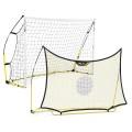 SKLZ Fussballtor Quickster Soccer Combo 2,40x1,50m