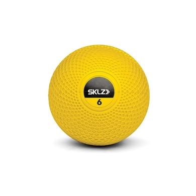 SKLZ Medizinball 2,7kg gelb