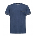 super.natural Tshirt Comfort Pocket 2018 blau Herren