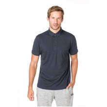 super natural Polo Essential 2018 dunkelblau Herren