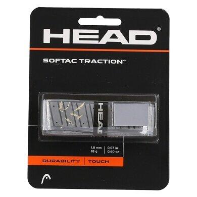 Head Softac Traction Basisband grau