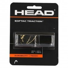 Head Softac Traction Basisband schwarz