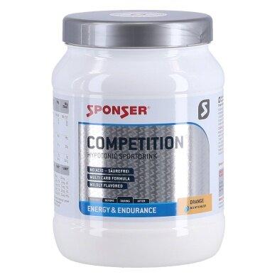 Sponser Energy Competition Orange 1000g Dose