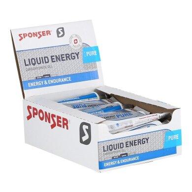 Sponser Energy Liquid Pure 20x70g Box