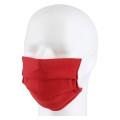 Stöhr Mund- und Nasenmaske - wiederverwendbar - rot