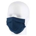 Stöhr Mund- und Nasenmaske - wiederverwendbar - petrolblau