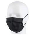 Stöhr PP- Mund- und Nasenmaske - wiederverwendbar - schwarz