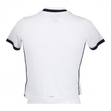 Sergio Tacchini Tshirt Club Tech 2019 weiss/navy Boys