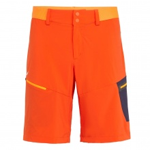 Salewa Short Pedroc Cargo 2 DST orange Herren