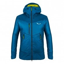 Salewa Winterjacke Ortles 2 TirolWool Celliant 2020 blau Herren