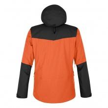 Salewa Winterjacke Sella Responsive 3-Lagen (wasser- und winddicht, abriebfest) orange Herren