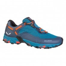 Salewa MS Speed Beat GTX 2018 blau Outdoorschuhe Herren