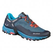 Salewa MS Speed Beat GTX blau Outdoorschuhe Damen