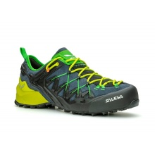 Salewa Wildfire Edge 2019 ombreblau Outdoorschuhe Herren