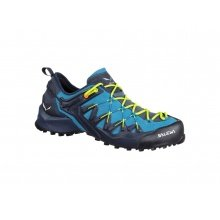 Salewa Wildfire Edge navy Outdoorschuhe Herren