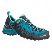Salewa Wildfire Edge aqua Outdoorschuhe Damen