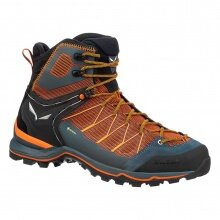 Salewa Mtn Trainer Lite Mid GTX 2020 orange/schwarz Outdoorschuhe Herren
