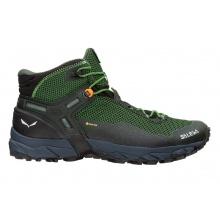 Salewa Ultra Flex Mid 2 GTX 2021 grün Speed Hikingschuhe Herren