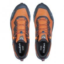 Salewa Ultra Train 3 2021 denimblau/orange Speed Hikingschuhe Herren