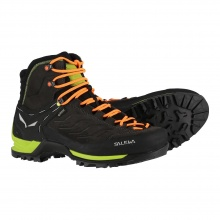 Salewa Mtn Trainer GTX Mid 2017 schwarz/orange Outdoorschuhe Herren