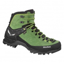 Salewa Mtn Trainer GTX Mid 2021 grün Trekking-Wanderstiefel Herren