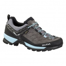 Salewa MTN Trainer GTX grau/blau Outdoorschuhe Damen