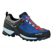 Salewa MTN Trainer GTX 2018 blau Outdoorschuhe Damen