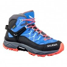 Salewa Alp Trainer Mid GTX 2018 royal Outdoorschuhe Kinder