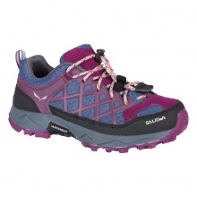 Salewa Wildfire 2018 violett Outdoorschuhe Kinder