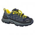 Salewa Wildfire navy/gelb Outdoorschuhe Kinder