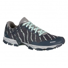 Salewa Lite Train navy Outdoorschuhe Damen