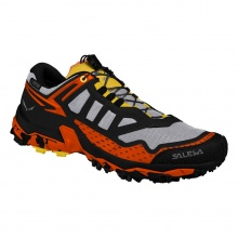 Salewa MS Ultra Train GTX 2017 grau/schwarz/rot Outdoorschuhe Herren