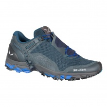 Salewa Ultra Train 2 2018 denimblau Outdoorschuhe Herren