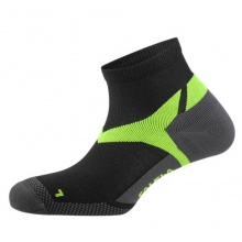 Salewa Outdoorsocke Approach Lounge schwarz 1er