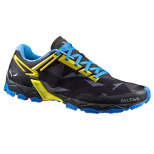 Salewa Lite Train schwarz Outdoorschuhe Herren