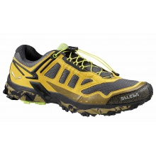 Salewa Ultra Train gelb Outdoorschuhe Herren