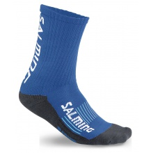 Salming Indoorsocke Advanced royalblau Herren