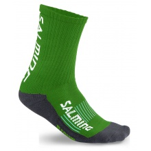 Salming Indoorsocke Advanced grün Herren