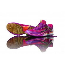 Salming Viper 2.0 2015 pink/purple Indoorschuhe Damen