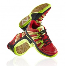 Salming Race R3 3.0 2015 rot Indoorschuhe Kinder