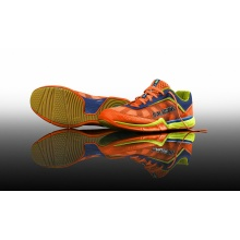 Salming Viper 3 2015 orange Indoorschuhe Herren