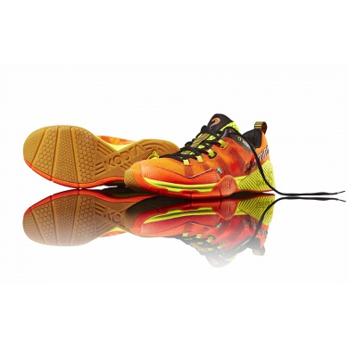 Salming Kobra 2016 orange Indoorschuhe Herren
