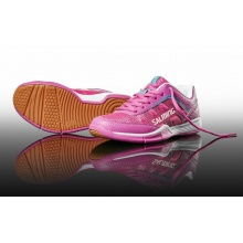 Salming Adder 2017 pink Indoorschuhe Damen