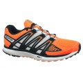 Salomon X Scream orange Laufschuhe Herren