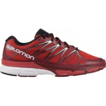 Salomon X Scream Foil rot Laufschuhe Herren