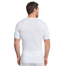 Schiesser Tshirt Original Feinripp weiss Herren